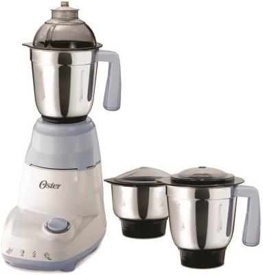 Oster MGSTSL 6001-449 600 W Mixer Grinder 600 W Mixer Grinder(White, 3 Jars)