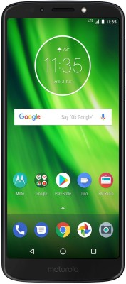 Johra Nano Glass for Motorola Moto G6 Play(Pack of 1)