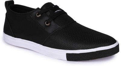 Do Bhai Sneakers For Men(Black) Flipkart