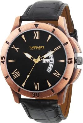 DARRIOTT OLID31 Tornado Day And date watch Analog Watch   For Men DARRIOTT Wrist Watches