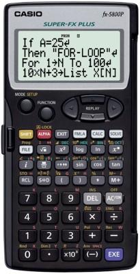 Casio FX-5800P Scientific  Calculator(12 Digit)