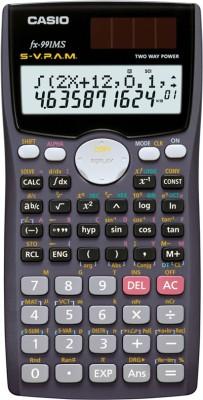 Casio FX-991MS Scientific  Calculator(12 Digit)