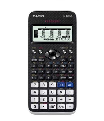 Casio Classwiz FX-991EX Scientific  Calculator(12 Digit)