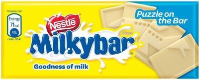 Nestle MilkyBar 26gm Pack of 10 Pcs Bars(10 x 26 g)