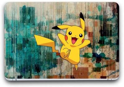 Gallery 83 ® Pokemon (Pikachu) laptop skin sticker wallpaper (15 inch x 10 inch) 3418 vinyl Laptop Decal 15.6 vinyl Laptop Decal 15.6