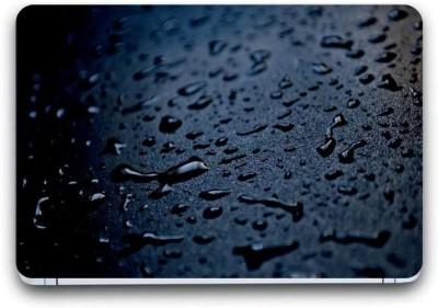Gallery 83 ® water drops laptop skin sticker wallpaper (15 inch x 10 inch) 3067 vinyl Laptop Decal 15.6 vinyl Laptop Decal 15.6