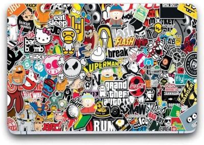 Gallery 83 ® collage laptop skin sticker wallpaper (15 inch x 10 inch) 3037 vinyl Laptop Decal 15.6 vinyl Laptop Decal 15.6
