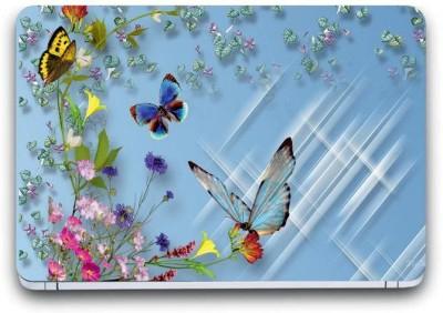 Gallery 83 ® butterfly laptop skin sticker wallpaper (15 inch x 10 inch) 3432 vinyl Laptop Decal 15.6 vinyl Laptop Decal 15.6