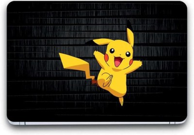 Gallery 83 ® Pokemon (Pikachu) laptop skin sticker wallpaper (15 inch x 10 inch) 3417 vinyl Laptop Decal 15.6 vinyl Laptop Decal 15.6
