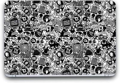 Gallery 83 ® collage laptop skin sticker wallpaper (15 inch x 10 inch) 3332 vinyl Laptop Decal 15.6 vinyl Laptop Decal 15.6