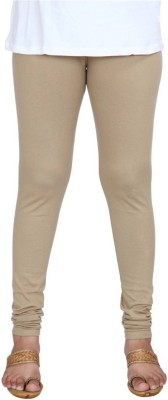 Ayushi Fashion World Churidar  Legging(Brown, Solid)