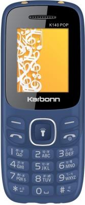 Karbonn K140 Pop(Blue)