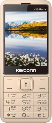 Karbonn A9 Indian 4G VoLTE (Black & Champagne, 8 GB)(1 GB RAM)