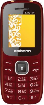 Karbonn K140 Pop(Red)