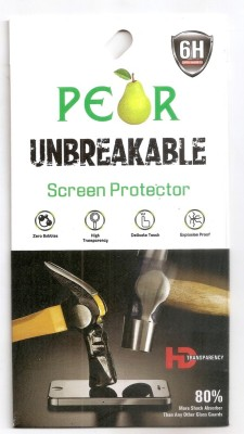 Pear Impossible Screen Guard for Nokia lumia 950xl(Pack of 1)