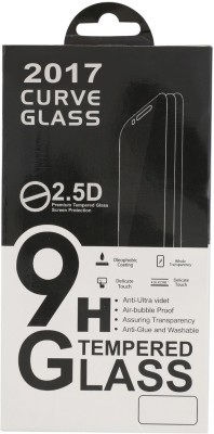 Nutricase Tempered Glass Guard for Lenovo Vibe K5 Note