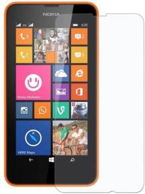 Desirtech Tempered Glass Guard for Nokia Lumia 630