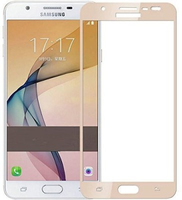 """Affix Tempered Glass Guard for Samsung Galaxy A8 (5.7\"""" Inch Display)"""