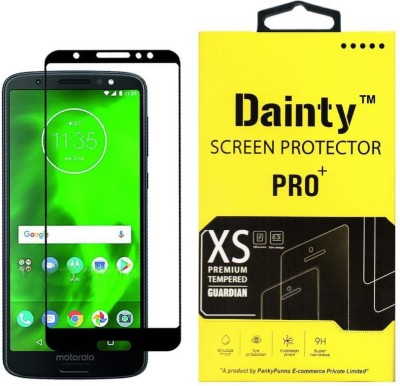 CHVTS Tempered Glass Guard for Motorola Moto G6(Pack of 1)