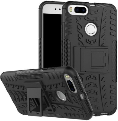 Hydbest Back Cover for Honor 9 Lite(honorBlack-73, Rugged Armor, Polycarbonate, Rubber)