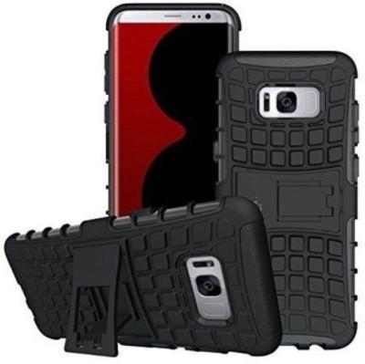 Tejorupa Back Cover for Samsung Galaxy S8 Plus Black