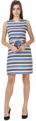 Littledesire Women Sheath Multicolor Dress