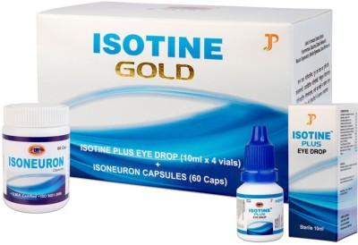ISOTINE GOLD Eye Drops(10 ml)
