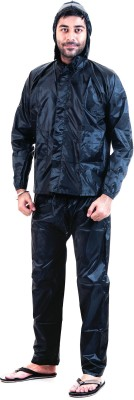 Uncle Paddy Solid Men Raincoat