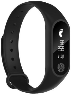 Buy Genuine M2 Smart Bracelet Fitband Fitness Band with Heart Rate Monitor OLED Display Bluetooth 4.0 Waterproof Sports Health Activity Fitness Tracker Bluetooth Wristband Pedometer Sleep Monitor Black Waterproof Smart Bracelet | Call Reminder | Clock | Remote camera | Anti-lost Function Fitness Sma