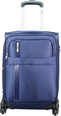 VIP TRYST 4W EXP STROLLY 55 INK BLUE Expandable  Cabin Luggage - 20 inch(Blue)