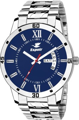 Espoir LCS-8016 DAY AND DATE FUNCTIONING BEST QUALITY Watch  - For Men
