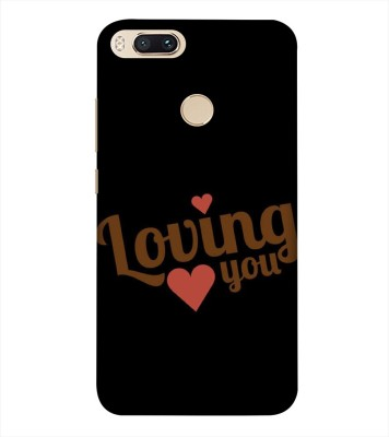 99Sublimation Back Cover for Honor 7X, Honor 7X, BND-L22(I Love You Quote, Plastic)