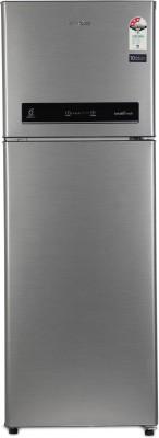 Whirlpool 265 L Frost Free Double Door 3 Star Refrigerator Magnum Steel, IF 278 ELT 3S Whirlpool Refrigerators