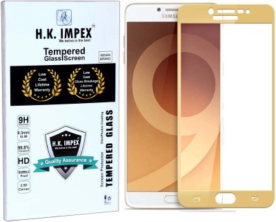H.K.Impex Tempered Glass Guard for Samsung Galaxy On5 / On5 Pro ,samsung galaxy on5 pro, samsung galaxy on5 tempered glass in mobile screen guard (full display cover)