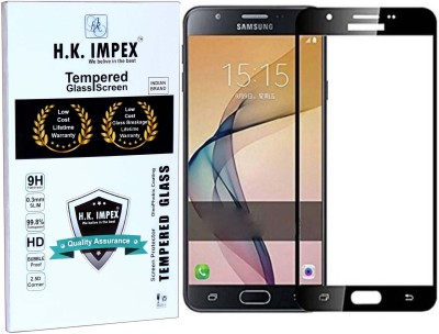 H.K.Impex Tempered Glass Guard for Samsung Galaxy J7 Prime