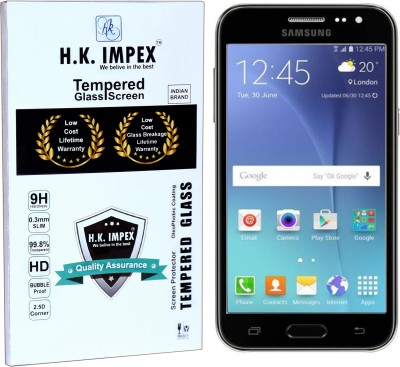 H.K.Impex Tempered Glass Guard for Asus Zenfone 2 Laser ZE550KL(Pack of 1)