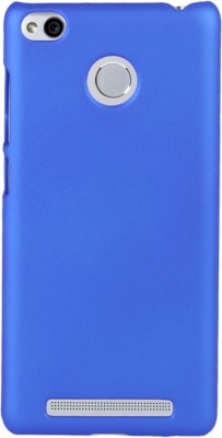 Flipkart SmartBuy Back Cover for Mi Redmi 3s Prime(Blue, Hard Case, Plastic)