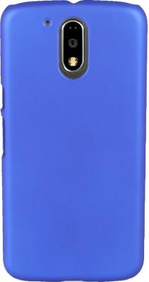 Flipkart SmartBuy Back Cover for Motorola Moto G (4th Generation) Plus(Blue, Hard Case, Plastic)