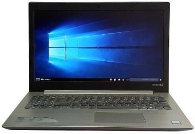 Lenovo Ideapad 320 Core i3 6th Gen - (4 GB/2 TB HDD/DOS/512 MB Graphics) 80XH01HKIN Thin and Light Laptop(15.6 inch, Platinum Grey)