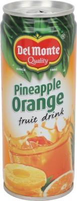 Del Monte Pineapple Orange Fruit Drink(240 ml)