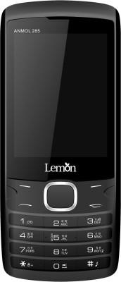 Lemon Anmol 285(Black & Red)