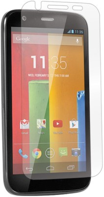 SVENMAR Tempered Glass Guard for Motorola Moto E (2nd Gen) 4G(Pack of 1)