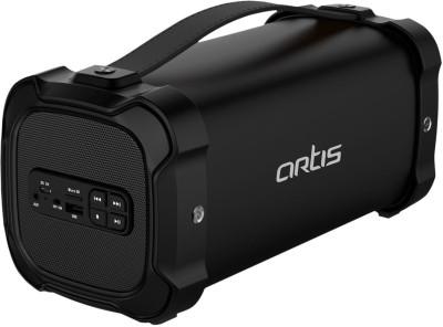 Artis Bt702 Wireless Portable Bluetooth Speaker With Fm Usb Aux