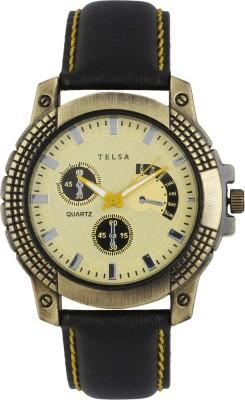 TELSA WATCHES Telsa T000T016 Aspire Watch  - For Men