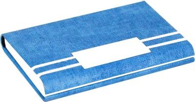 Flipkart SmartBuy  High Quality   Dashing latest ATM / ID / DEBIT / CREDIT / VISITNG 10 Card Holder(Set of 1, Blue)