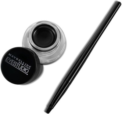 Maybelline Lasting Drama Gel Eye Liner 2.5 g(Blackest Black)