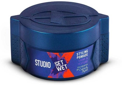 Set Wet Studio X Pomade Shine and Texture Hair Gel(70 g)