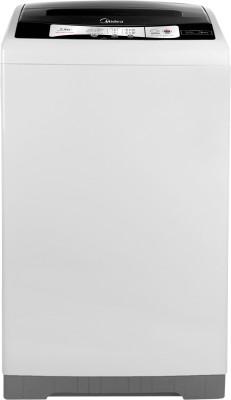 Midea 7.5 kg Fully Automatic Top Load Washing Machine Grey(MWMTL075ZOF) (Midea)  Buy Online