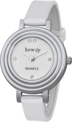 Howdy SS411  Analog Watch For Girls