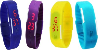 Arihant Retails LED Digital band watch PK-274 Led Digital Wrist Band Watch Watch  - For Men & Women